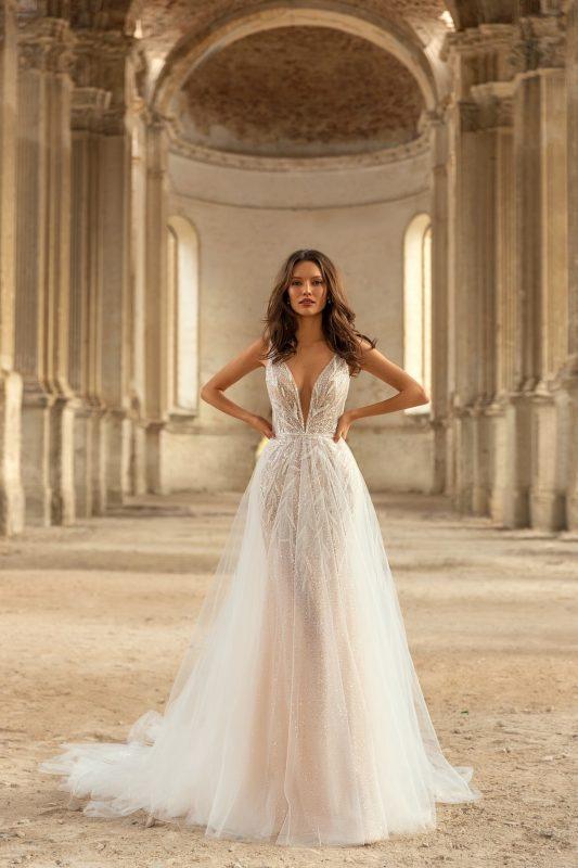 Vestido de Novia Eva Rebeka