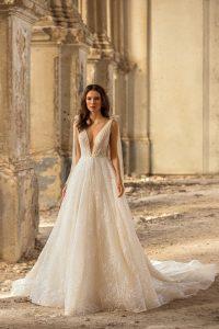 Vestido de Novia Eva Simona