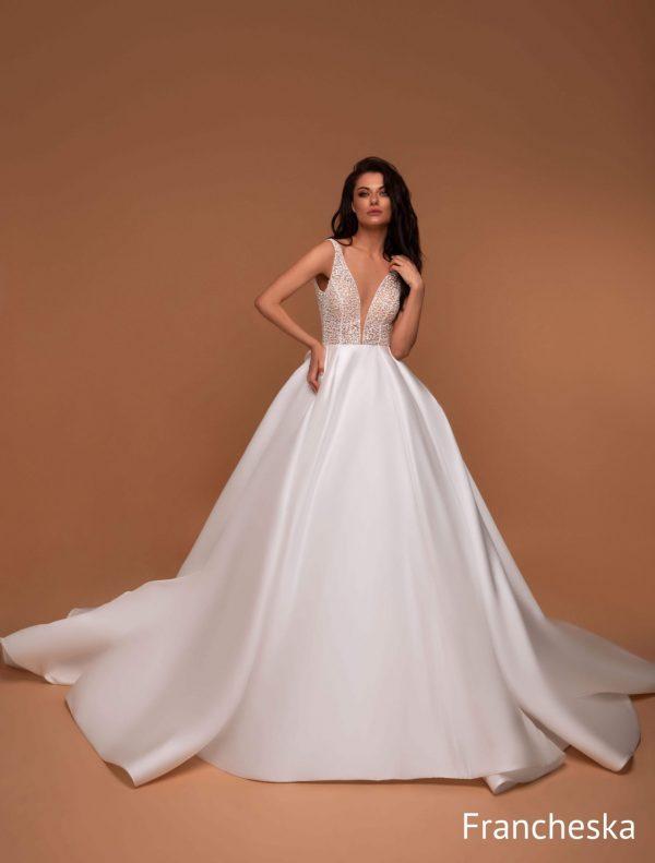 Vestido Novia GA Francheska