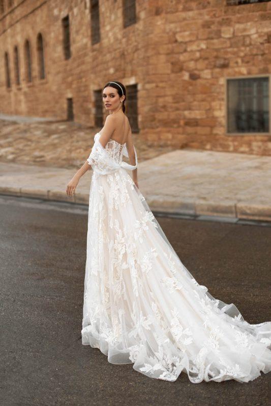 Vestido de Novia Pollardi 1205