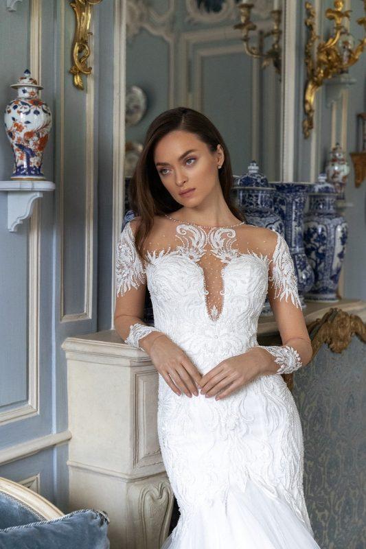 Vestido Novia Pollardi Joyace