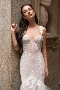 Vestido Novia Pollardi Rebeca