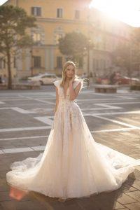 Vestido Novia Wona Crystal