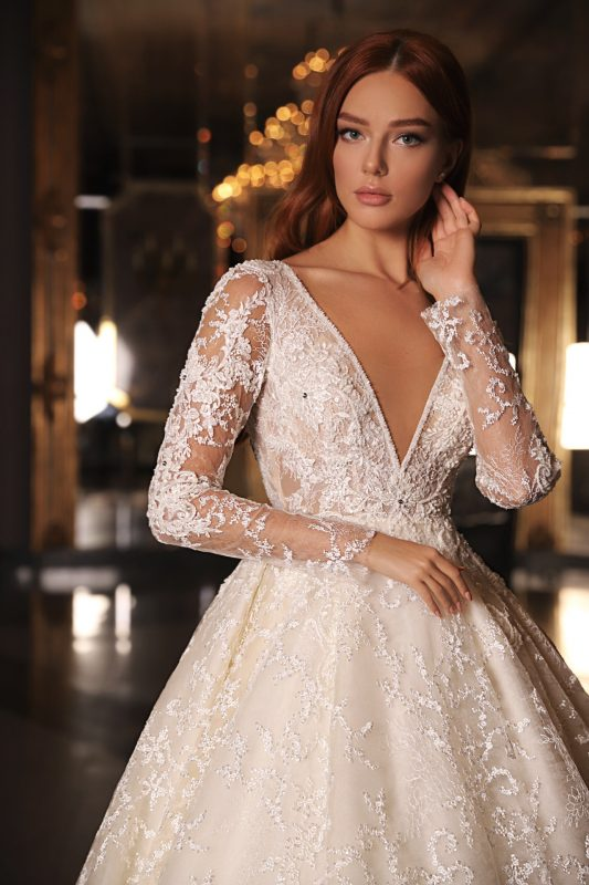 Vestido Novia Wona Ferida