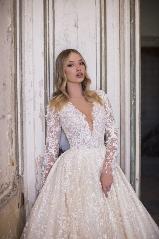 Vestido Novia Wona Nelson