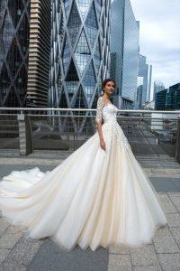Vestido Novia Wona Regina