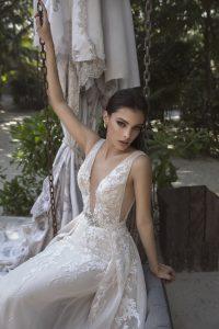 Vestido Novia Dominiss Fossa