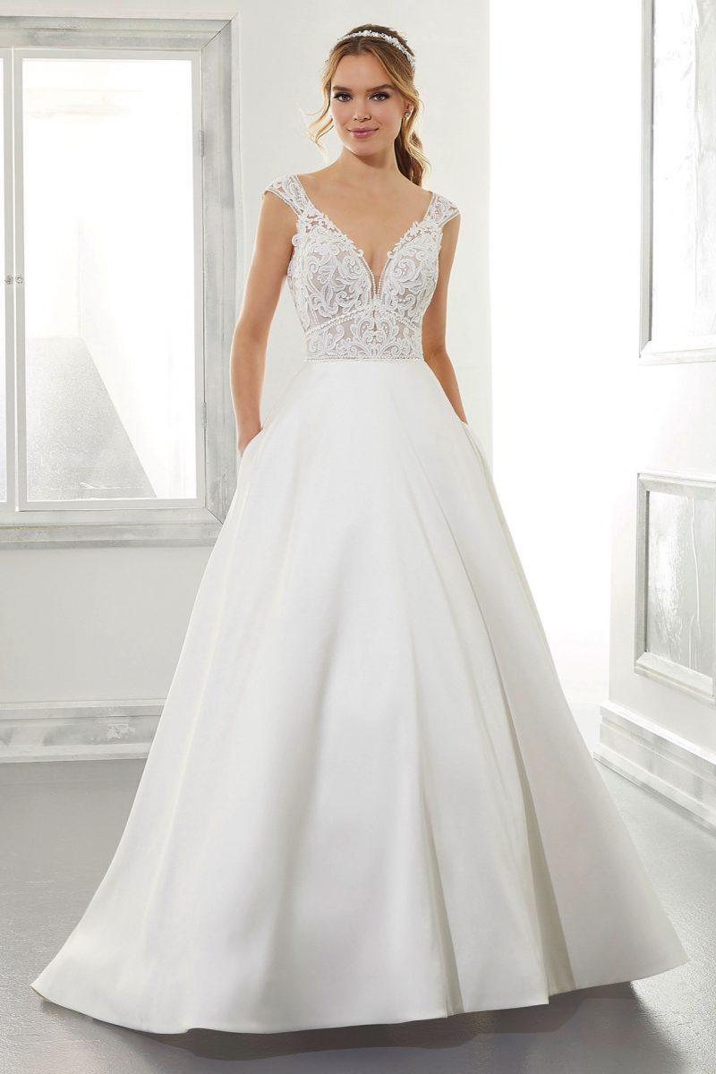 Vestido de Novia Mori Lee 5867