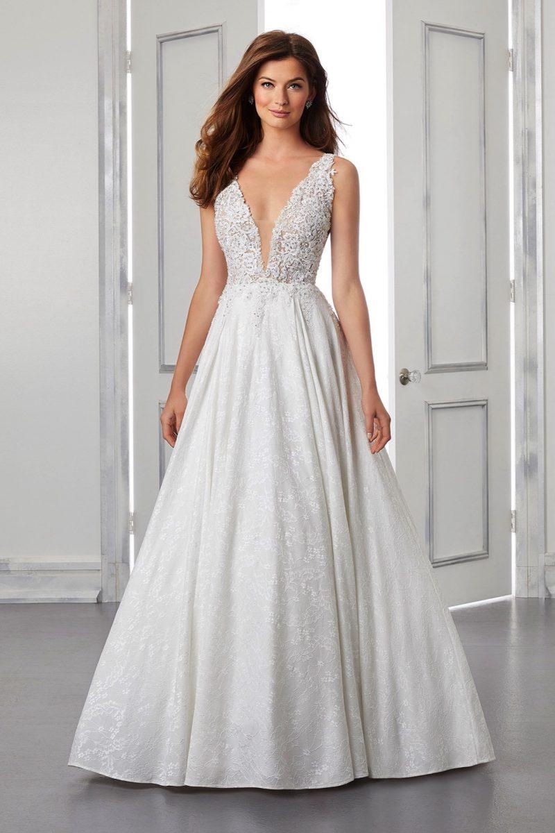 Vestido de Novia Mori Lee 6943